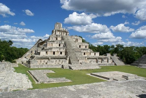 Tour a Edzná Zona Arqueológica en Campeche