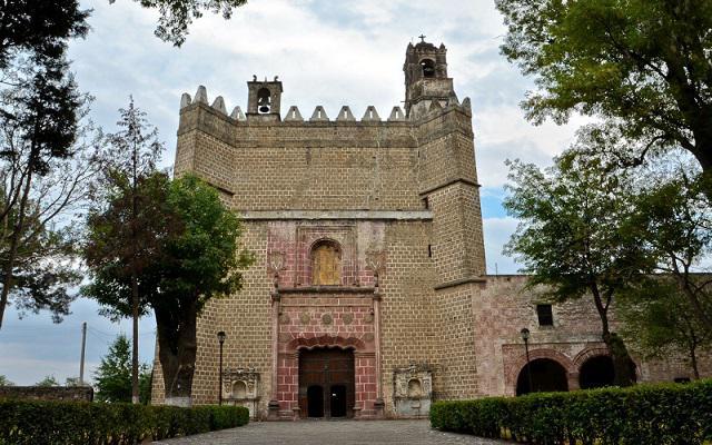 Tour a Ex-Hacienda de Chautla y Val'Quirico,  Ex-Convento Franciscano declarado Patrimonio de la Humanidad