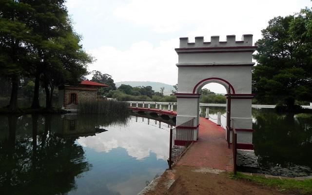 Tour a Ex-Hacienda de Chautla y Val'Quirico, posee lindos paisajes