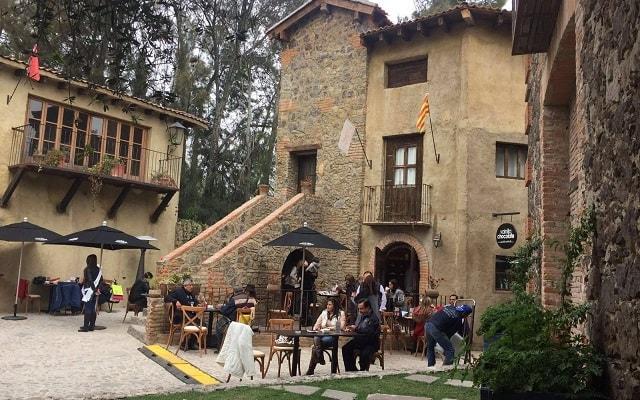 Tour a Ex-Hacienda de Chautla y Val'Quirico, encontrarás diversos restaurantes