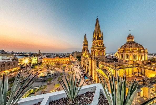 Tour a Guadalajara y Tlaquepaque