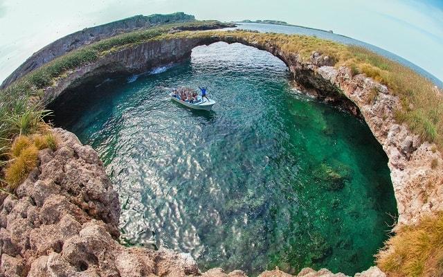 Tour a Isla Marietas y Playa Escondida, paradisíaca y romántica playa
