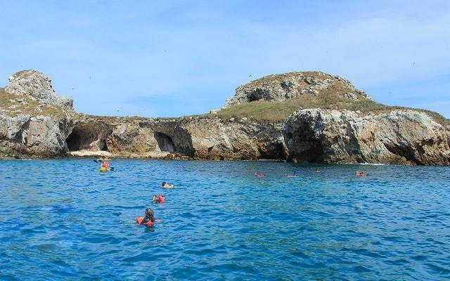 Tour a Isla Marietas y Playa Escondida, admira la belleza marina