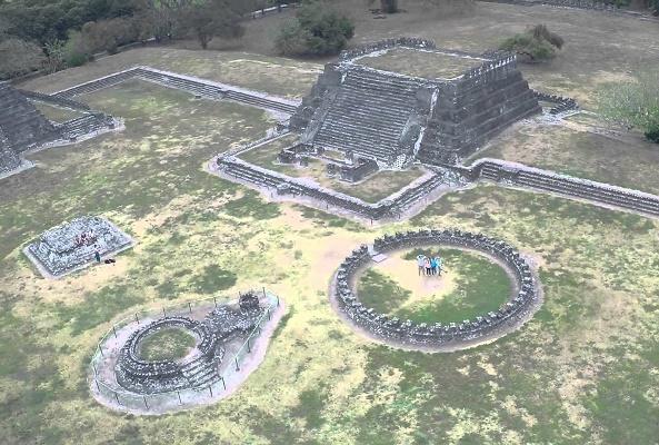 Tour a La Antigua y Cempoala en Veracruz