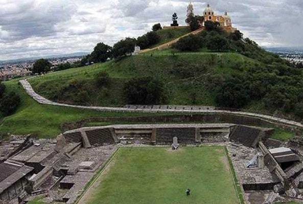 Tour a la Gran Pirámide de Cholula e Iglesias en Puebla