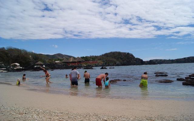 Disfruta de sus playas de tranquilas aguas