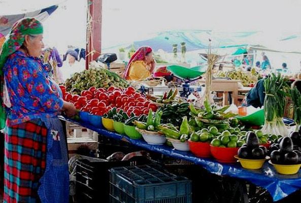Tour a Mercado de Tlacolula