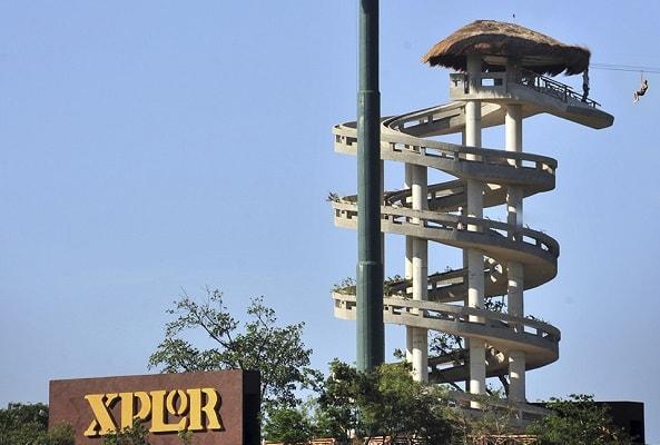 Tour Tour a Parque Xplor Riviera Maya recomendado