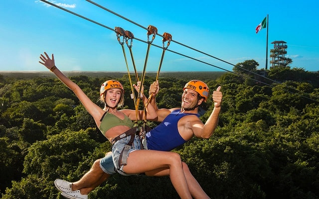 Tour a Parque Xplor Riviera Maya, Vive una experiencia increíble