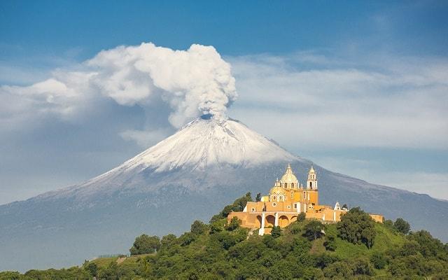 Tour a Puebla y Cholula, vistas impresionantes