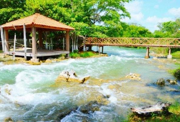 Tour a Salto Grande Candelaria Campeche en Campeche