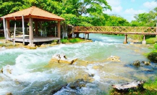 Tour a Salto Grande Candelaria Campeche