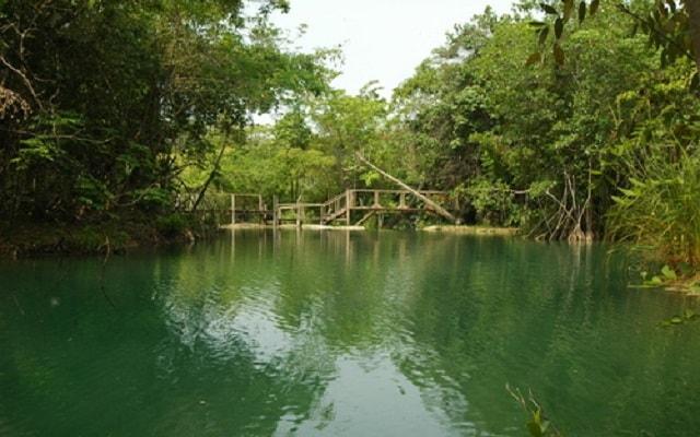 Tour a Salto Grande Candelaria Campeche, hermosos paisajes naturales