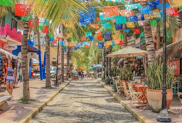 Tour a Sayulita y San Pancho en Puerto Vallarta