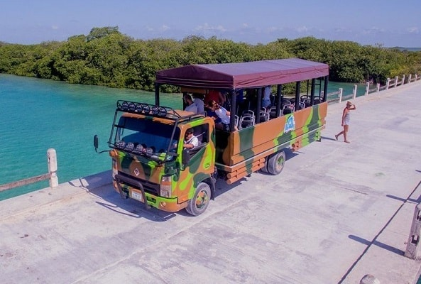 Tour a Sian Ka'an en Riviera Maya
