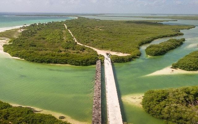 Tour a Sian Ka'an, reserva de la Biósfera de Yucatán