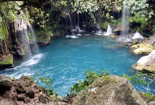 Tour a Tamasopo y Puente de Dios en San Luis Potosi