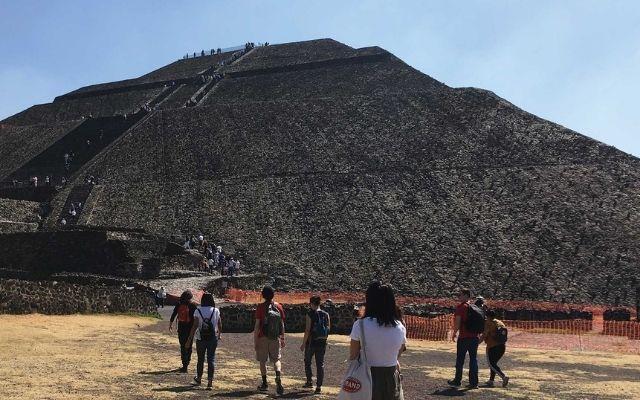 Tour a Teotihuacán, el la opción de tour