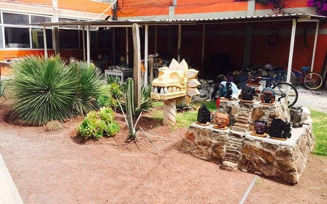 Tour a Teotihuacán, podrás adquirir algunos souvenirs