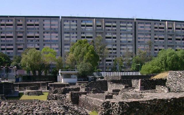 Tour a Teotihuacán, disfruta de la vista panorámica de la Plaza de las Tres Culturas