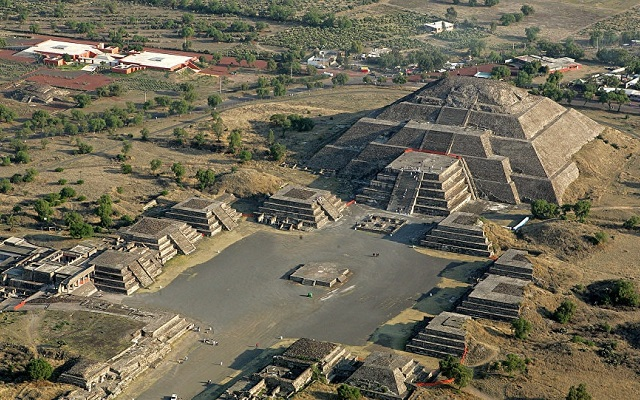 Tour a Teotihuacán, conoce esta zona arqueológica Patrimonio Mundial