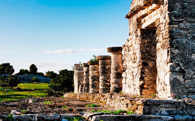 Tour a Tulum, cuenta con 5 accesos y 2 torres de observación