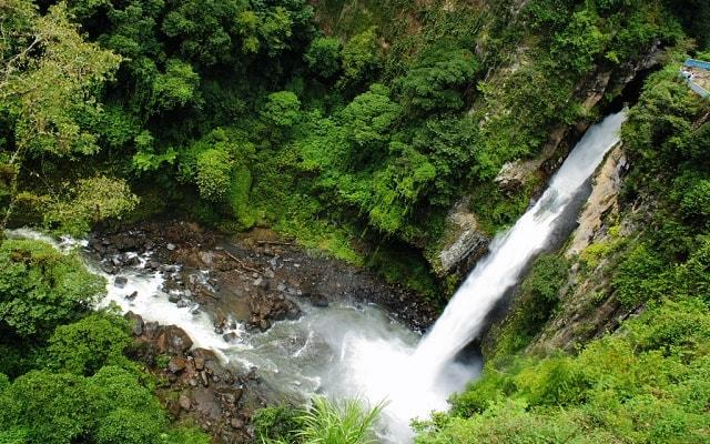 Tour a Xalapa, Coatepec y Xico Veracruz, exhuberante belleza natural en la Cascada de Texolo