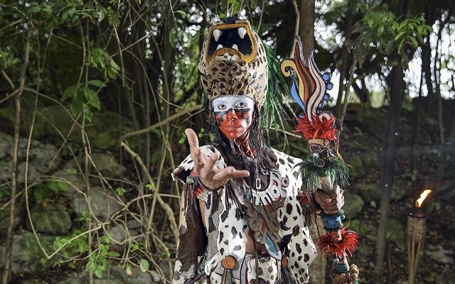 Tour a Xcaret, presentación de Xcaret México Espectacular