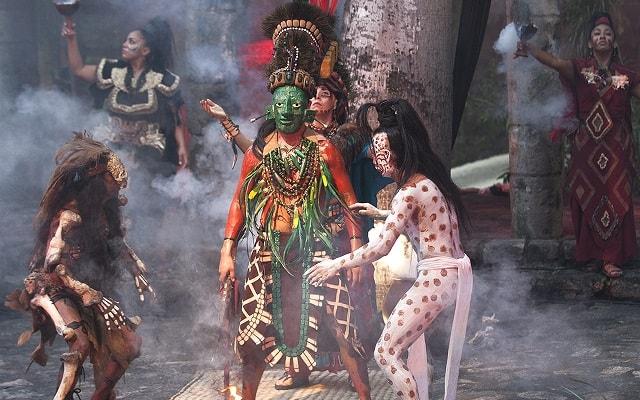 Tour a Xcaret, disfruta de la danza del Pueblo Maya
