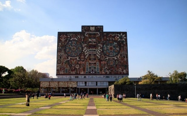 Tour a Xochimilco, Ciudad Universitaria y Coyoacán, te impresionará la magnitud de Ciudad Universitaria