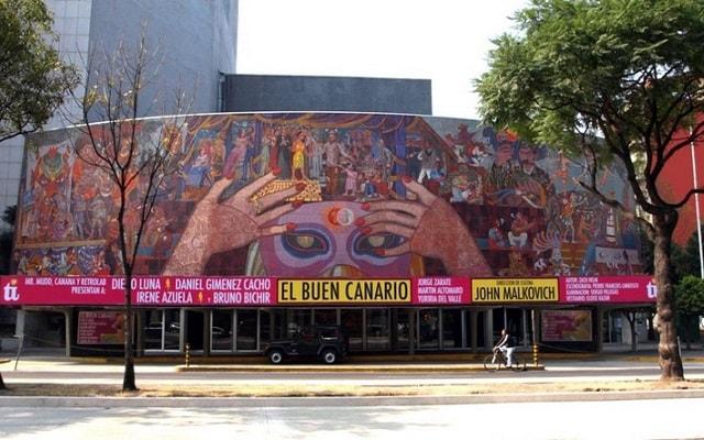 Tour a Xochimilco, Ciudad Universitaria y Coyoacán, conoce el Teatro de los Insurgentes