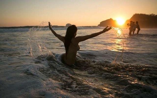 Tour a Zipolite para adultos, admira la gran puesta de sol y hermosos paisajes