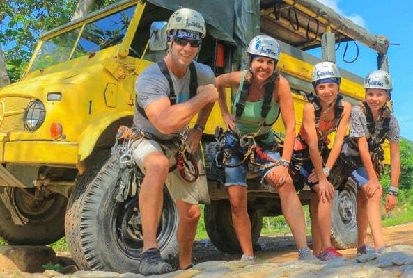 Tour Actividades Extremas en Puerto Vallarta en Puerto Vallarta