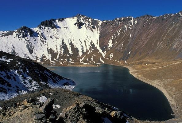 Tour al Nevado de Toluca en Ciudad de México