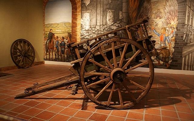 Tour al Santuario del Cristo Roto y Museo de la Insurgencia, conoce el Museo de la Insurgencia