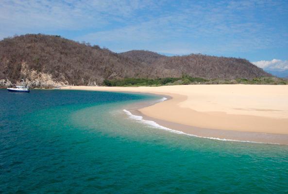 Tour Bahía Maguey y la Crucecita Huatulco en Huatulco