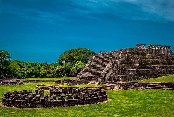 Tour Cempoala - La Antigua recomendado
