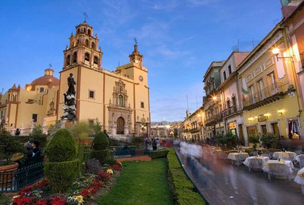 Tour Centro Histórico Guanajuato en Guanajuato