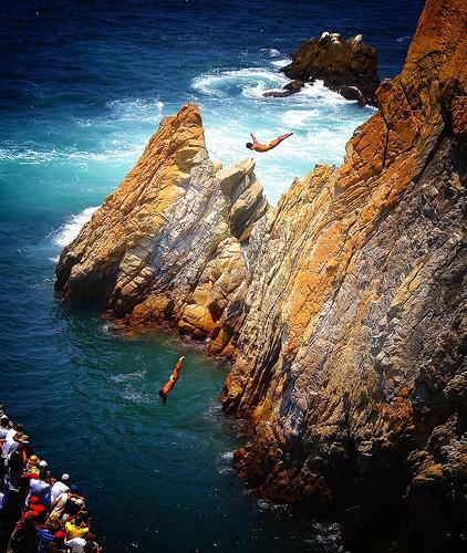 La Quebrada, Acapulco - Tour por la Ciudad con Show de Clavados