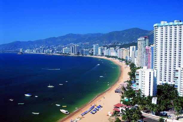 Costa de Acapulco - Tour por la Ciudad con Show de Clavados
