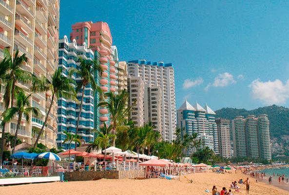 Tour por la Ciudad  en Acapulco