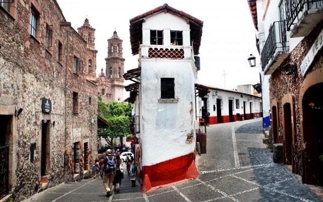 Tour Cuernavaca y Taxco, tendrás tiempo libre para recorrer las calles de Taxco