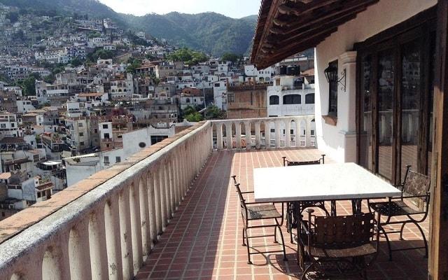 Tour Cuernavaca y Taxco, asómbrate con el mirador del Hotel Posada Misión