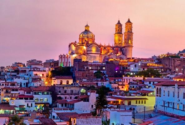 Tour Cuernavaca y Taxco en Ciudad de México