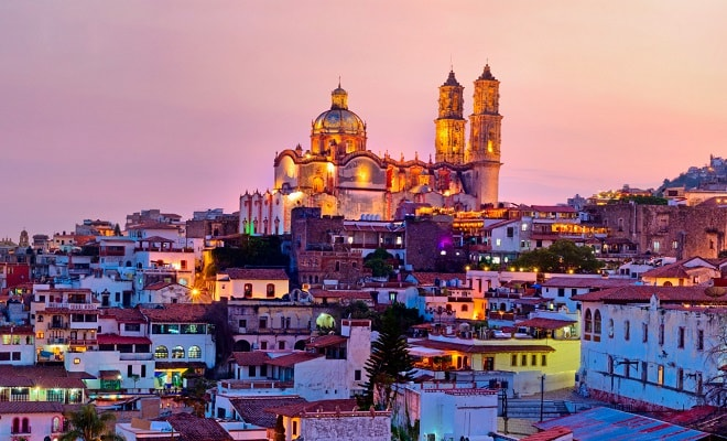 Tour Cuernavaca y Taxco