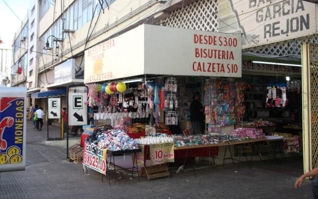 Tour de Comida Yucateca, mercado García Rejón