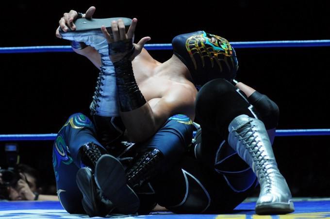 Resultado de imagen para lucha mexicana arena méxico