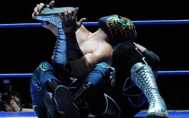 Tour de Lucha Libre en la Arena México, verás a tus personajes favoritos en el ring