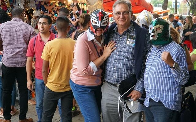 Tour de Lucha Libre en la Arena México, serán momentos inolvidables