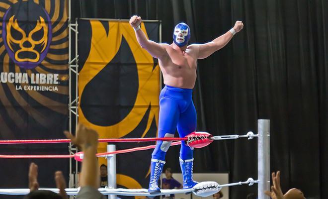 Tour de Lucha Libre en la Arena México